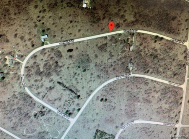 000000 Renwick, Mancelona Twp, MI 49730 (#219024677) :: The Buckley Jolley Real Estate Team