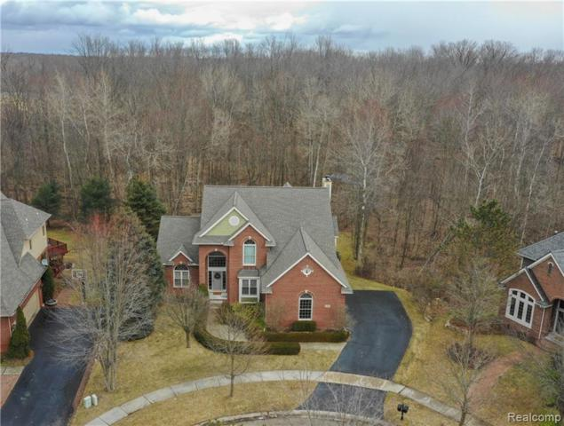 4804 Eagle Springs Court, Independence Twp, MI 48348 (#219024679) :: RE/MAX Nexus