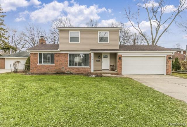 11701 Spicer Drive, Plymouth Twp, MI 48170 (#219024766) :: Duneske Real Estate Advisors