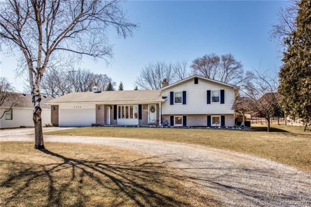 2286 River Road, Saint Clair Twp, MI 48079 (#219024771) :: RE/MAX Classic