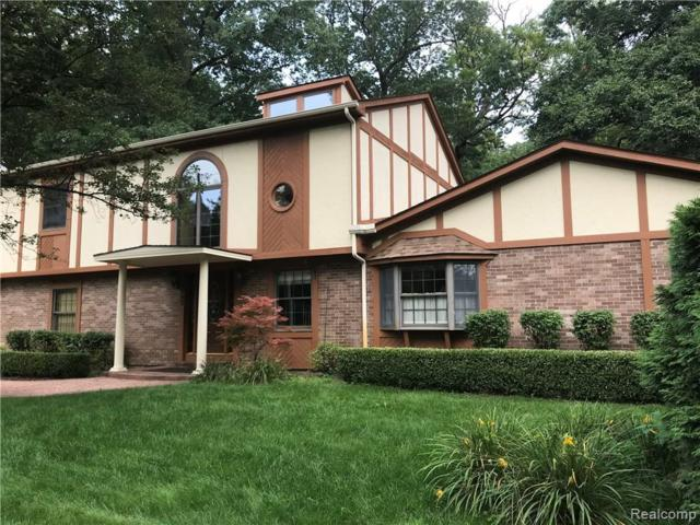 3793 Alcott, West Bloomfield Twp, MI 48324 (#219024781) :: RE/MAX Classic