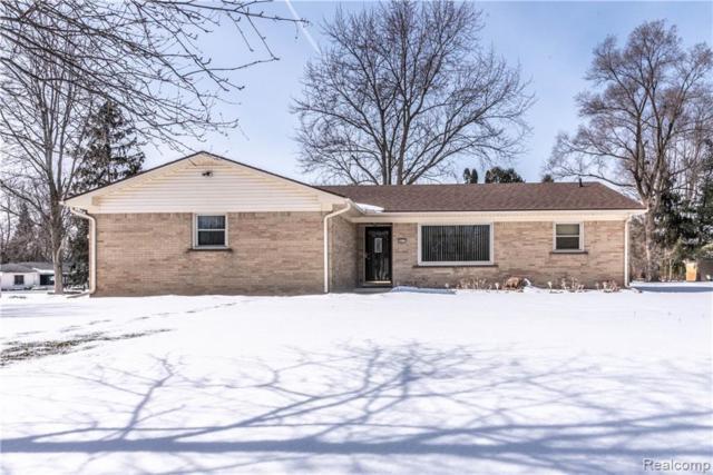24117 Woodham, Novi, MI 48374 (#219024842) :: Duneske Real Estate Advisors