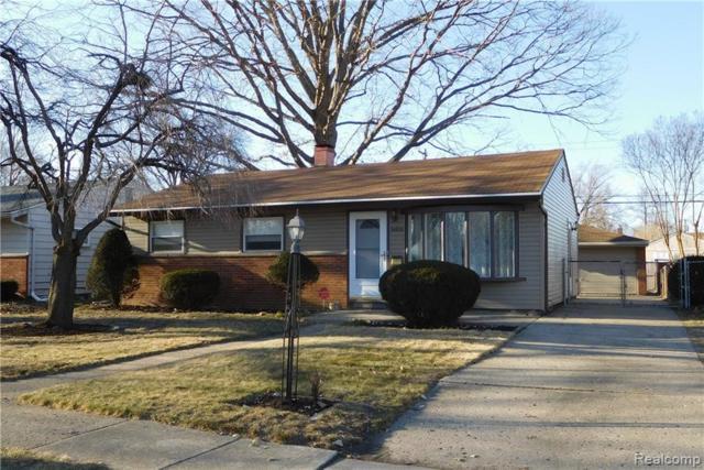 34856 Fairchild Street, Westland, MI 48186 (#219024997) :: Duneske Real Estate Advisors