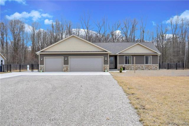 9395 Folkert Road, Clay Twp, MI 48001 (#219025021) :: RE/MAX Nexus
