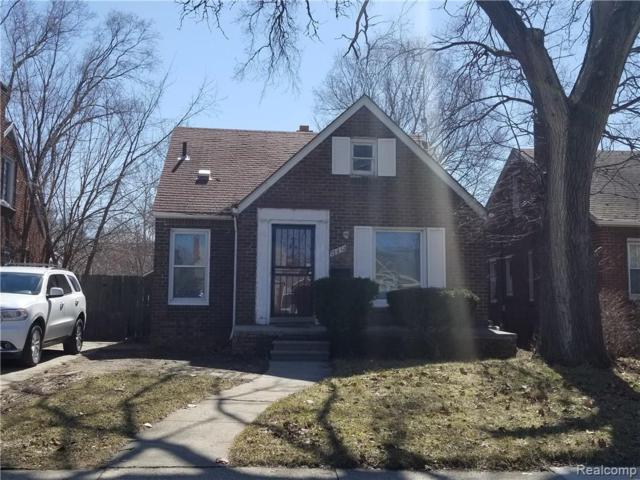 15612 Spring Garden Street, Detroit, MI 48205 (#219025037) :: RE/MAX Nexus