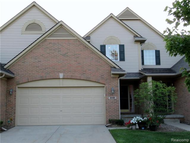 8119 Sutton Court, White Lake Twp, MI 48386 (#219025680) :: The Buckley Jolley Real Estate Team