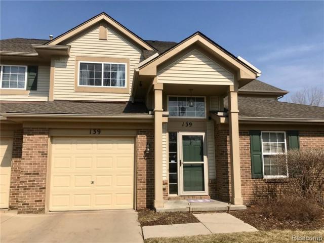 139 S Vista, Auburn Hills, MI 48326 (#219025773) :: The Buckley Jolley Real Estate Team