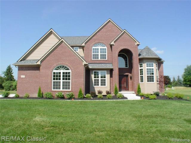8193 N Pointe Court, Canton Twp, MI 48187 (#219027041) :: RE/MAX Classic