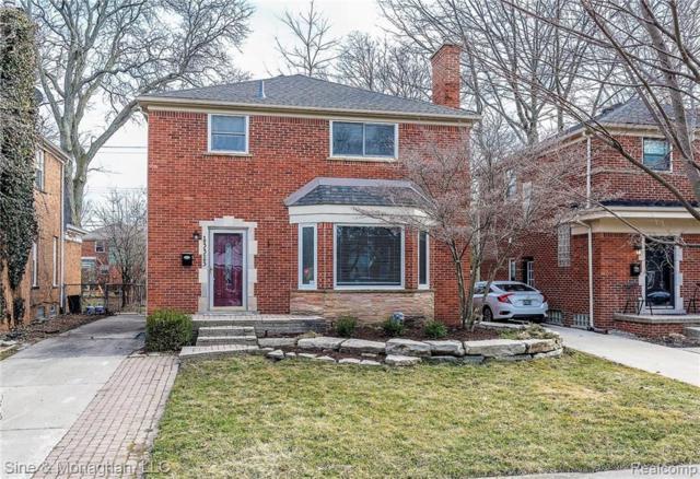 13313 Victoria Avenue, Huntington Woods, MI 48070 (#219027117) :: Keller Williams West Bloomfield
