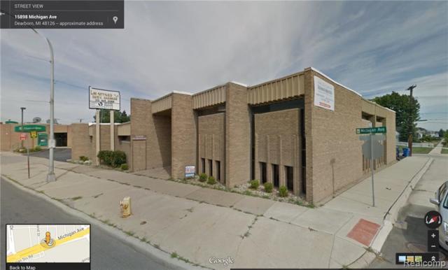 15900 Michigan Avenue, Dearborn, MI 48126 (#219027150) :: RE/MAX Classic