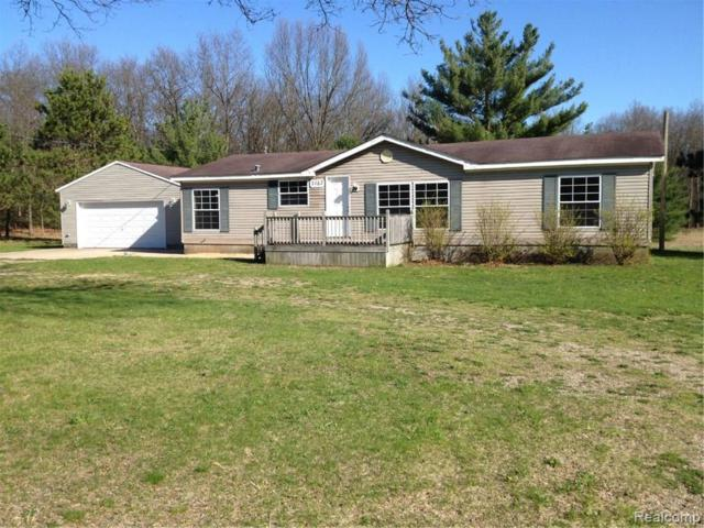 7162 Holton Road, Holton Twp, MI 49457 (MLS #219027587) :: The Toth Team