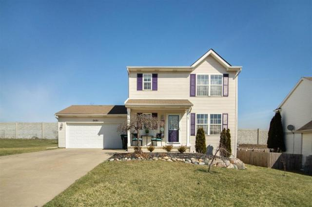 2691 Thistlewood Drive, Howell Twp, MI 48843 (#543263937) :: RE/MAX Classic