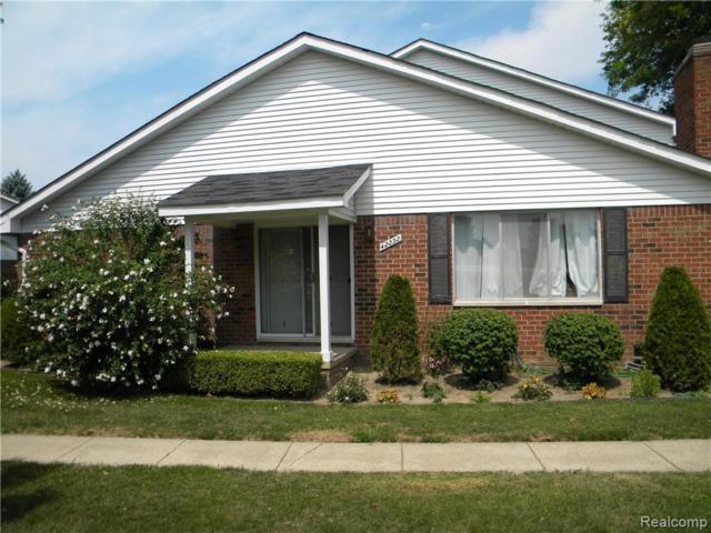42232 Toddmark Lane, Clinton Twp, MI 48038 (#219027737) :: Keller Williams West Bloomfield