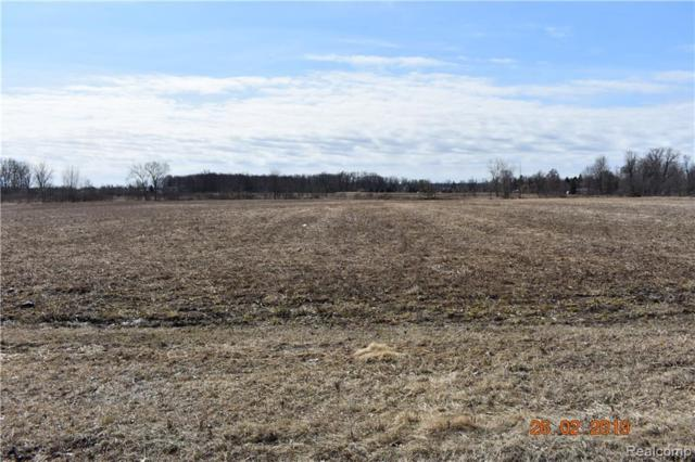 PARCEL E Daley Road, Mayfield Twp, MI 48446 (MLS #219027795) :: The Toth Team