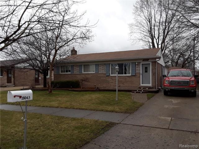 18043 Edgefield Drive, Clinton Twp, MI 48035 (#219027818) :: The Buckley Jolley Real Estate Team