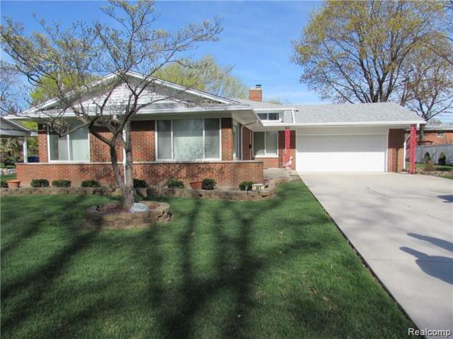 441 S Beech Daly Street, Dearborn Heights, MI 48125 (#219028071) :: RE/MAX Classic