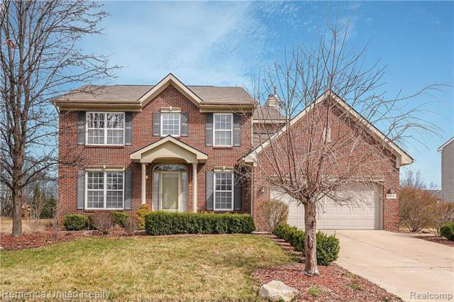 1619 Four Seasons Drive, Hartland Twp, MI 48843 (#219028166) :: The Mulvihill Group