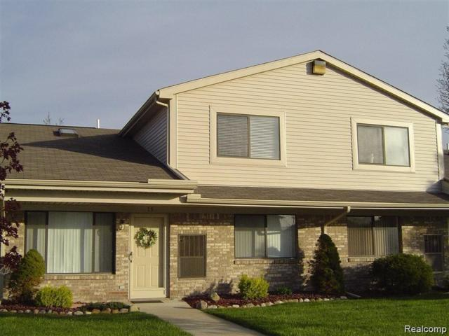 16060 Holz Drive #75, Southgate, MI 48195 (#219028223) :: The Buckley Jolley Real Estate Team