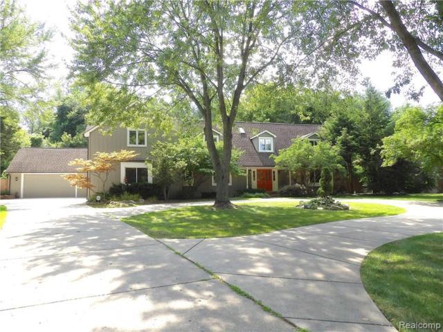 1825 Huntingwood Lane, Bloomfield Hills, MI 48304 (#219028271) :: RE/MAX Classic