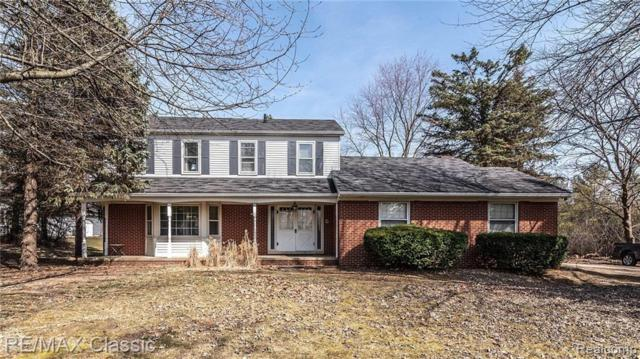 13060 N Beck Road, Plymouth Twp, MI 48170 (#219028424) :: RE/MAX Classic