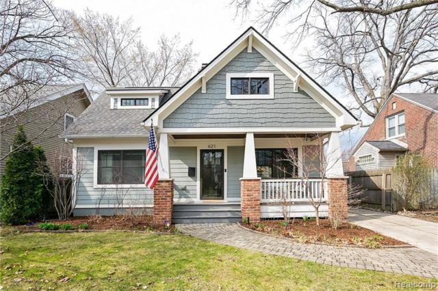 621 E 5TH Street, Royal Oak, MI 48067 (#219028495) :: Alan Brown Group