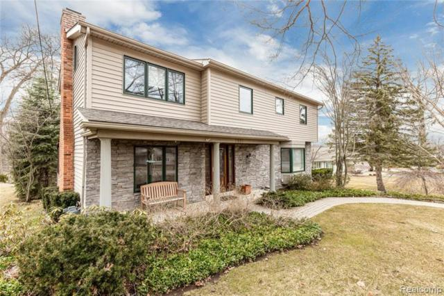 2600 Leroy Lane, West Bloomfield Twp, MI 48324 (#219028662) :: RE/MAX Classic