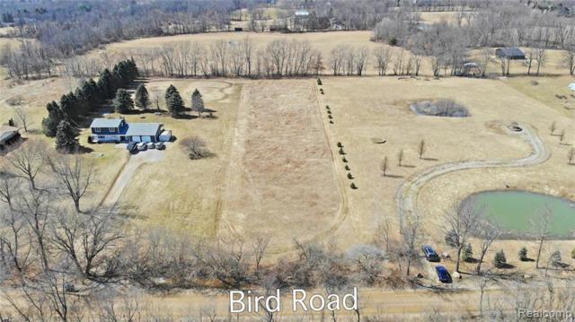 00 Bird Road, Groveland Twp, MI 48348 (#219028676) :: RE/MAX Classic