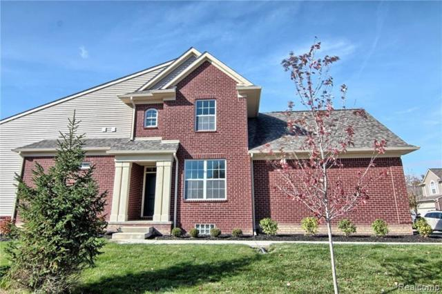 7500 Berry Wood Lane #38, West Bloomfield Twp, MI 48322 (#219029106) :: RE/MAX Classic