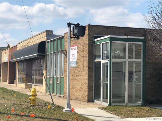 24512 Michigan Avenue, Dearborn, MI 48124 (#219029332) :: The BK Agency