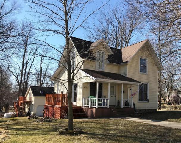 223 W Chicago St, JONESVILLE VLLG, MI 49250 (#53019012481) :: The Alex Nugent Team | Real Estate One