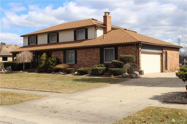54692 Blue Cloud Drive, Shelby Twp, MI 48315 (#219029398) :: RE/MAX Nexus