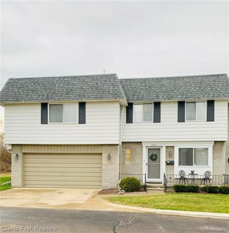 4504 15 MILE, Sterling Heights, MI 48310 (#219029410) :: Alan Brown Group
