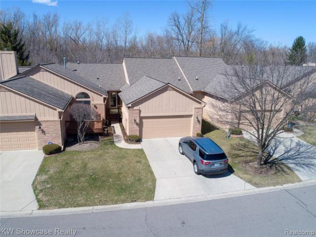 21640 River Ridge Trail, Farmington Hills, MI 48335 (#219029451) :: The Buckley Jolley Real Estate Team