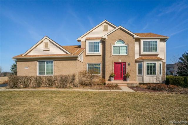 60696 Lyon Trl, South Lyon, MI 48178 (#219029454) :: KNE Realty 360