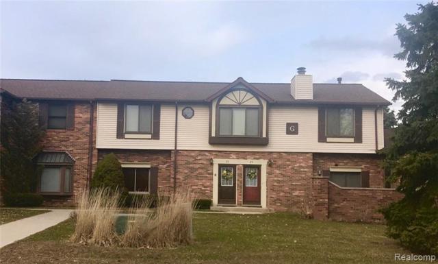 2297 London Bridge Drive #26, Rochester Hills, MI 48307 (#219029663) :: The Buckley Jolley Real Estate Team