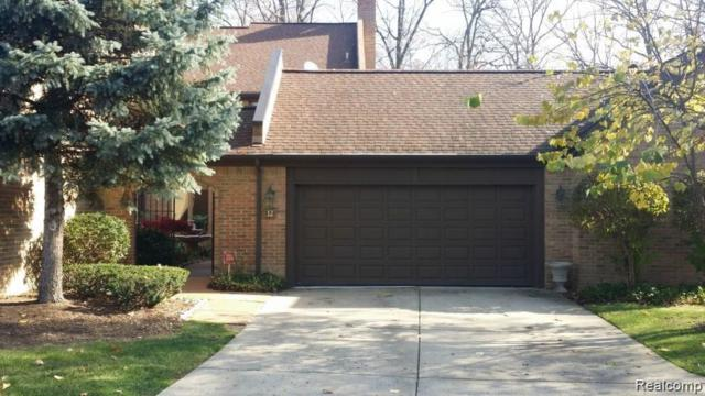 12 Millrace Court, Dearborn, MI 48126 (#219029681) :: The Buckley Jolley Real Estate Team
