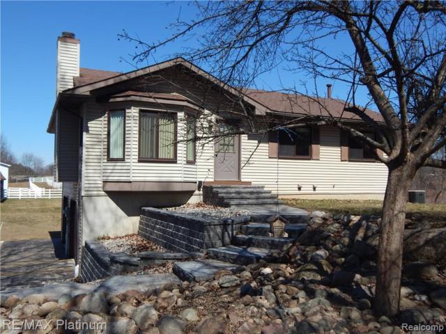 4159 Sweet Road, Genoa Twp, MI 48843 (#219029805) :: The Buckley Jolley Real Estate Team