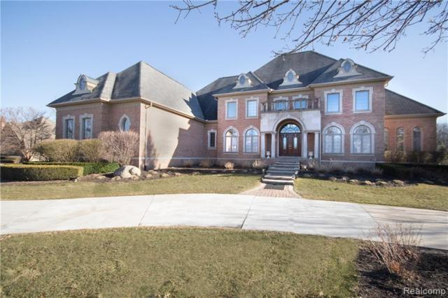 47525 Capri Court, Novi, MI 48167 (#543264199) :: RE/MAX Classic
