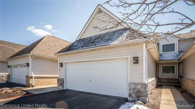 61007 Evergreen Court, South Lyon, MI 48178 (#219029848) :: KNE Realty 360