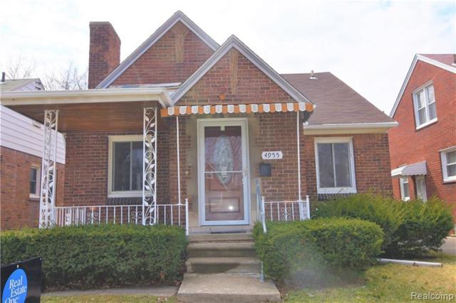 4955 Schlaff Street, Dearborn, MI 48126 (#219030147) :: RE/MAX Classic