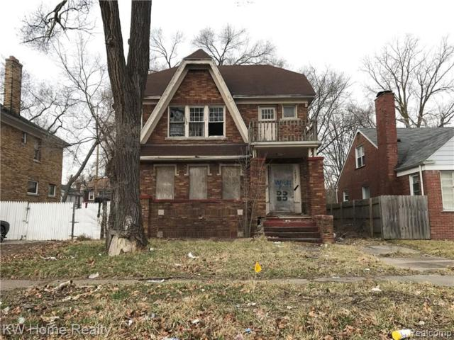 14861 St Marys St, Detroit, MI 48227 (MLS #219030201) :: The Toth Team