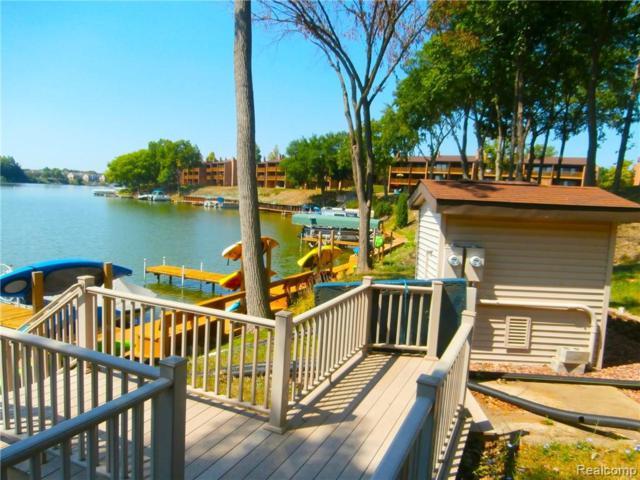 48371 Bayshore Drive #22, Van Buren Twp, MI 48111 (#219030258) :: The Buckley Jolley Real Estate Team