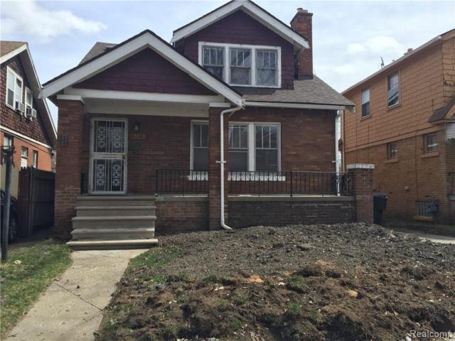 15724 Tuller St, Detroit, MI 48238 (MLS #219030872) :: The Toth Team
