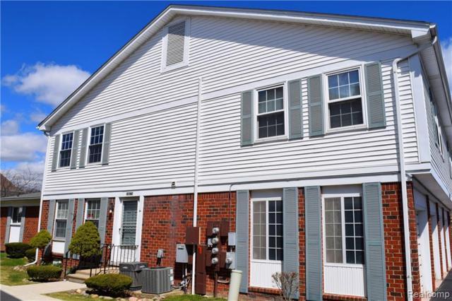 26074 N Lake Drive, Harrison Twp, MI 48045 (#219031051) :: The Buckley Jolley Real Estate Team