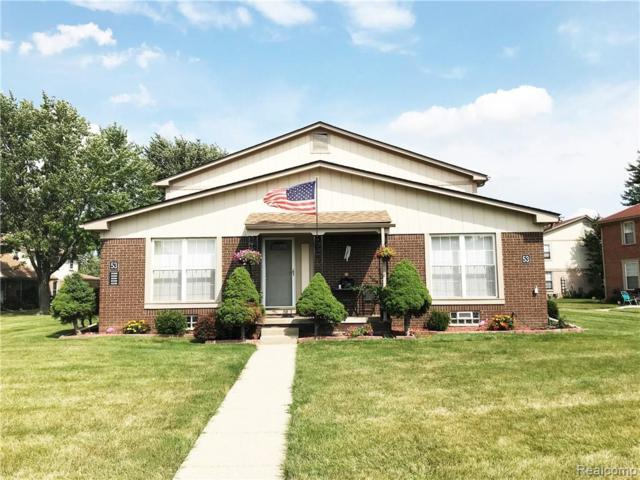 35500 Townley Drive #261, Sterling Heights, MI 48312 (#219031094) :: RE/MAX Classic