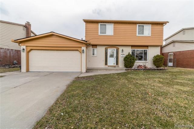 36843 Kyro Court, Sterling Heights, MI 48310 (#219031119) :: RE/MAX Classic