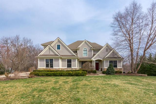 7235 Ridge Line Circle, Dexter, MI 48130 (#543264316) :: Keller Williams West Bloomfield