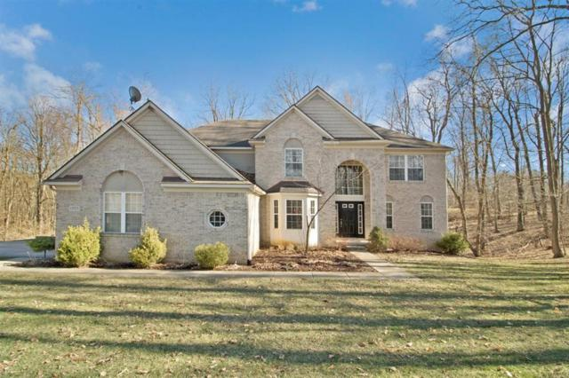 13525 Redmonds Hill Court, Dexter, MI 48118 (#543264329) :: Keller Williams West Bloomfield