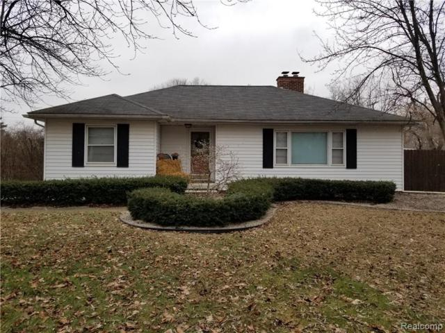 11847 Brownell Avenue, Plymouth Twp, MI 48170 (#219031742) :: RE/MAX Classic
