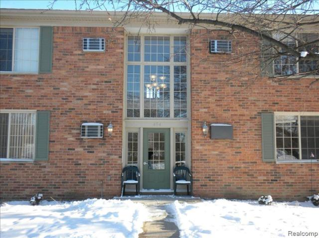454 Romeo Road #226, Rochester, MI 48307 (#219031792) :: The Buckley Jolley Real Estate Team